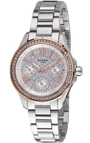 Часовник CASIO МОДЕЛ - SHE-3504SG-7A