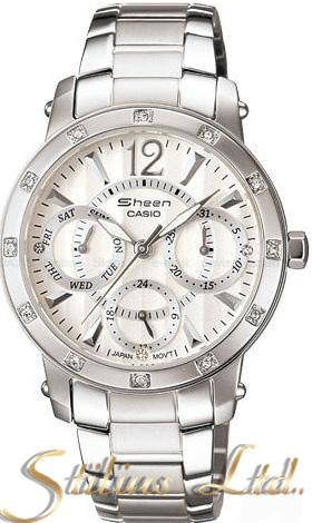Часовник CASIO МОДЕЛ - SHN-3012D-7A