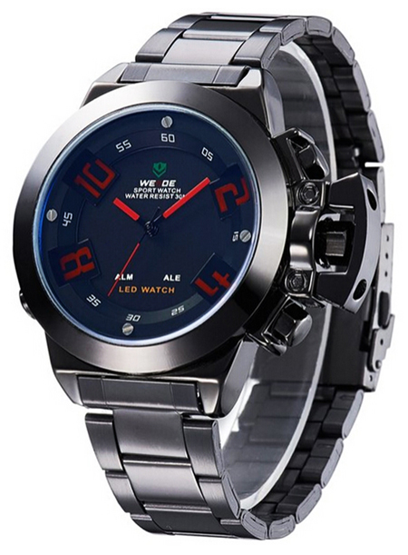 Часовник WEIDE WATCHES МОДЕЛ - WH-1008-3