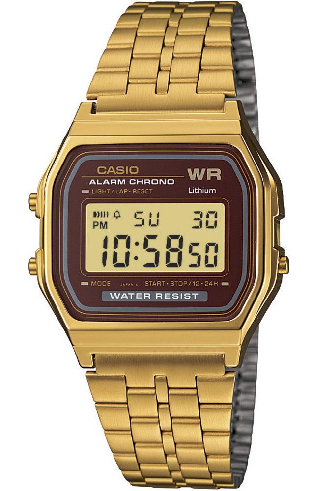 Часовник CASIO МОДЕЛ - A159WGEA-5