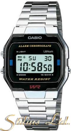 Часовник CASIO МОДЕЛ - A163WA-1QES