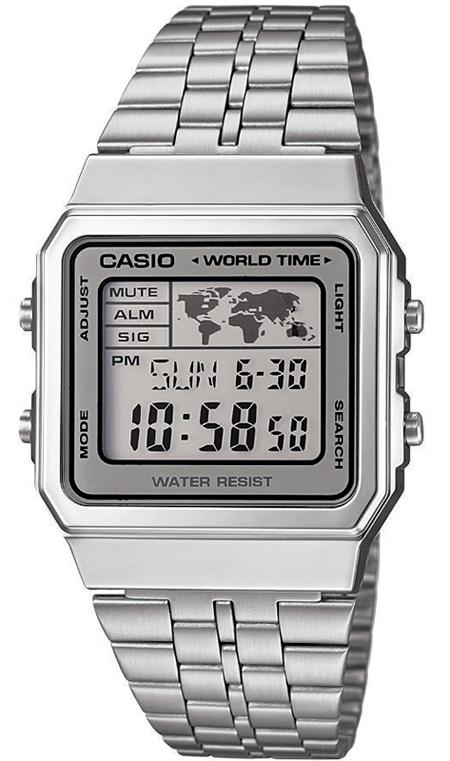 Часовник CASIO МОДЕЛ - A500WEA-7EF