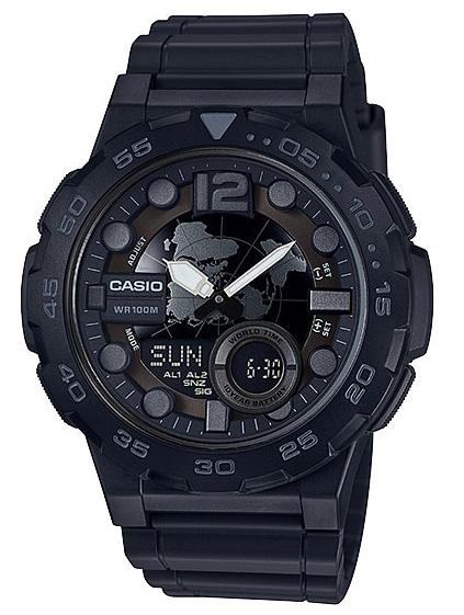 Часовник CASIO Модел - AEQ-100W-1B
