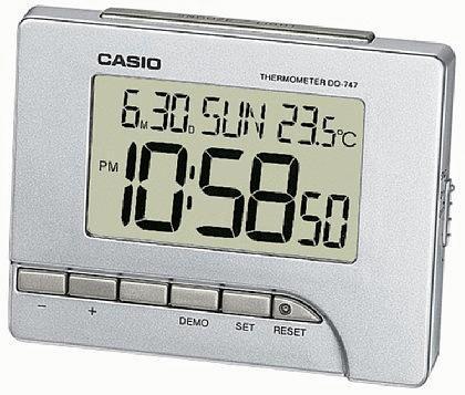 Часовник CASIO МОДЕЛ - DQ747-8DF
