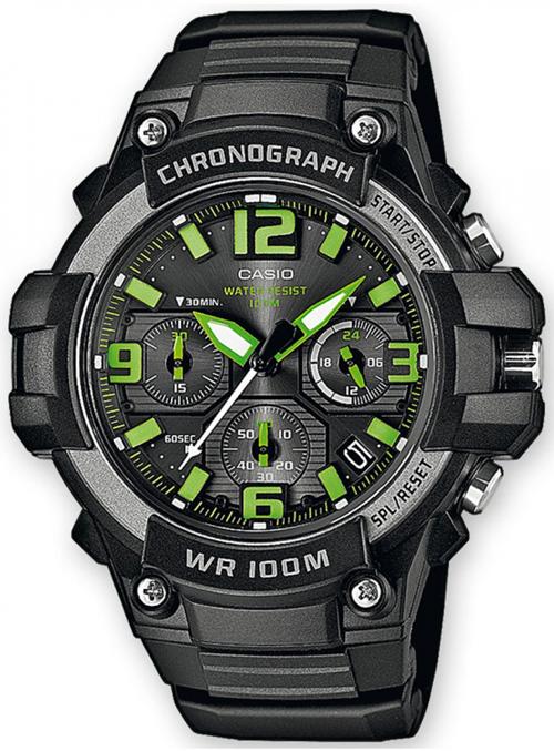 Часовник CASIO МОДЕЛ - MCW-100H-3A