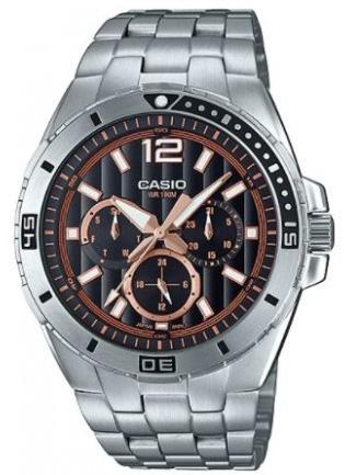 Часовник CASIO МОДЕЛ - MTD-1060D-1A3