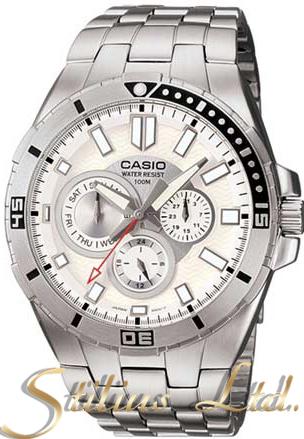 Часовник CASIO МОДЕЛ - MTD-1060D-7A