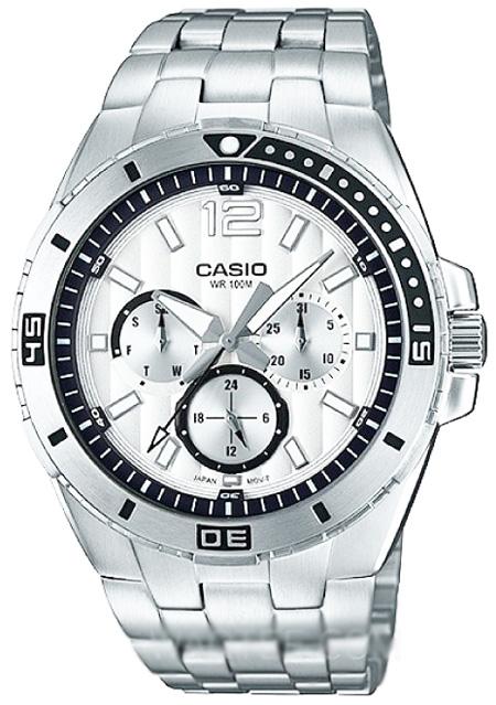 Часовник CASIO МОДЕЛ - MTD-1060D-7A2