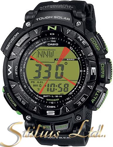 Часовник CASIO МОДЕЛ - PRG-240-1BER